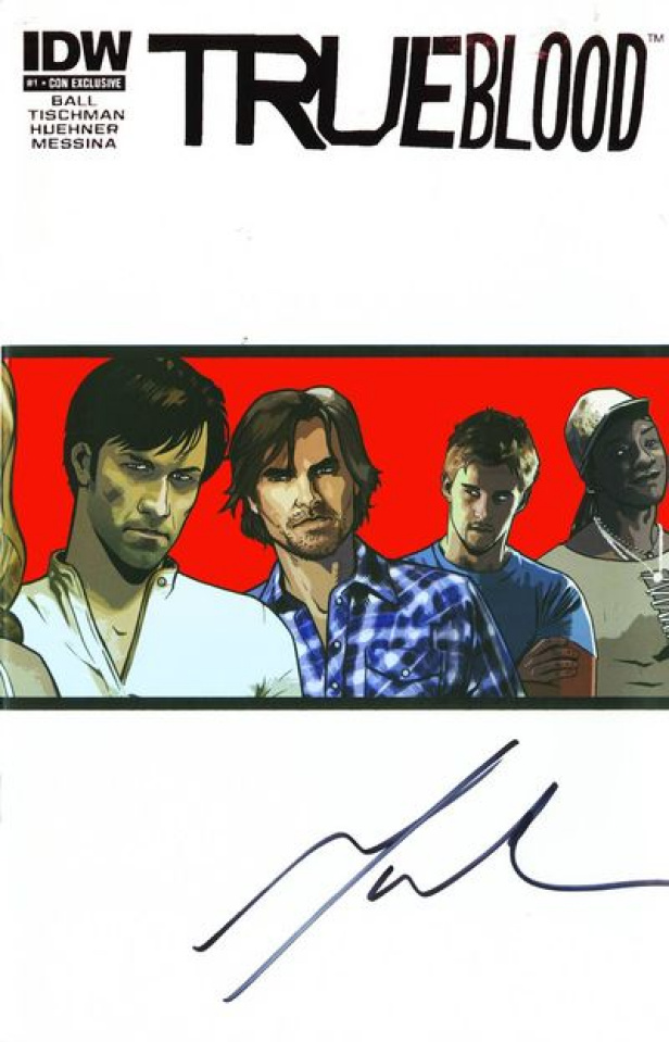 True Blood #1 (Convention Exclusive Signed Edition)