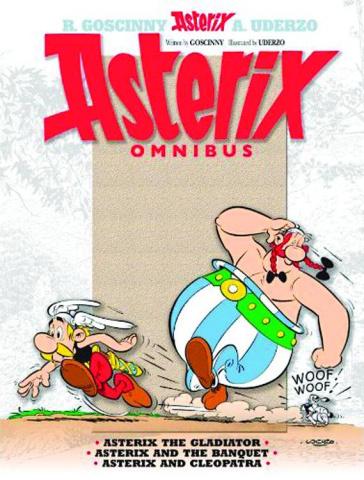 Asterix Omnibus Vol. 2