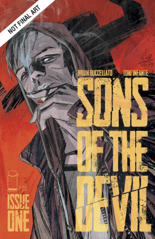 Sons of the Devil #1 (2nd Printing)