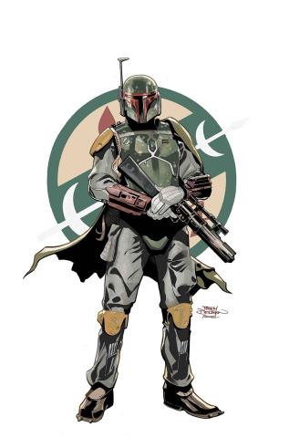 Star Wars: Age of Rebellion - Boba Fett #1