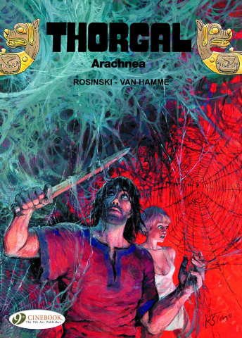 Thorgal Vol. 16: Arachnea