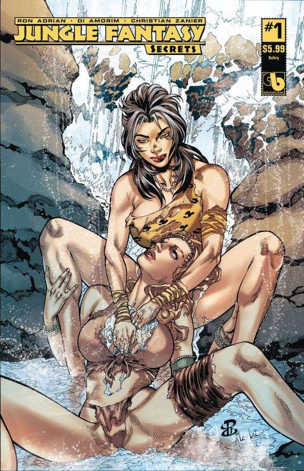 Jungle Fantasy: Secrets #1 (Sultry Cover)