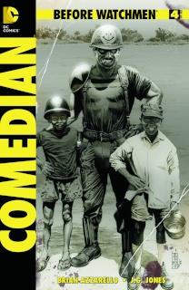 Before Watchmen: Comedian #4