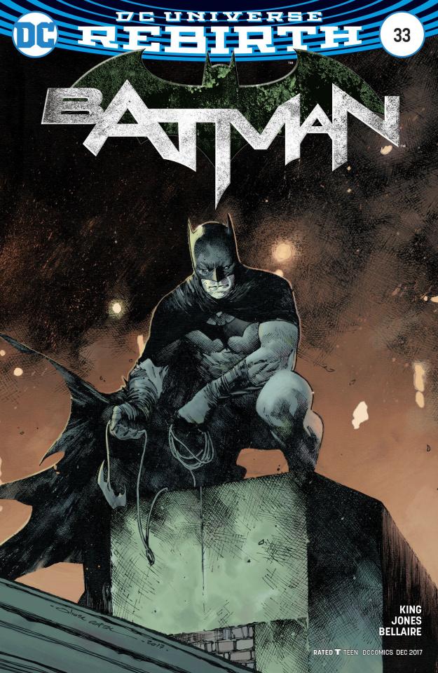 Batman #33 (Variant Cover)