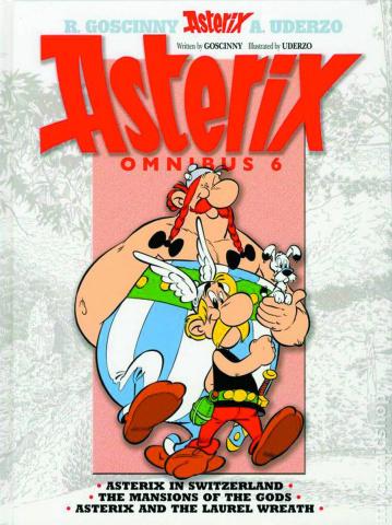 Asterix Omnibus Vol. 6
