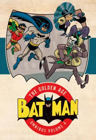 Batman: The Golden Age Vol. 4 (Omnibus)