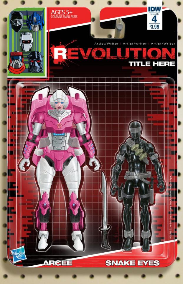 Revolution #4 (Subscription Cover)