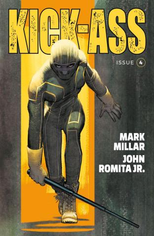 Kick-Ass #4 (Romita Jr. Cover)
