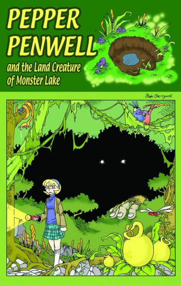 Pepper Penwell & The Land Creature of Monster Lake