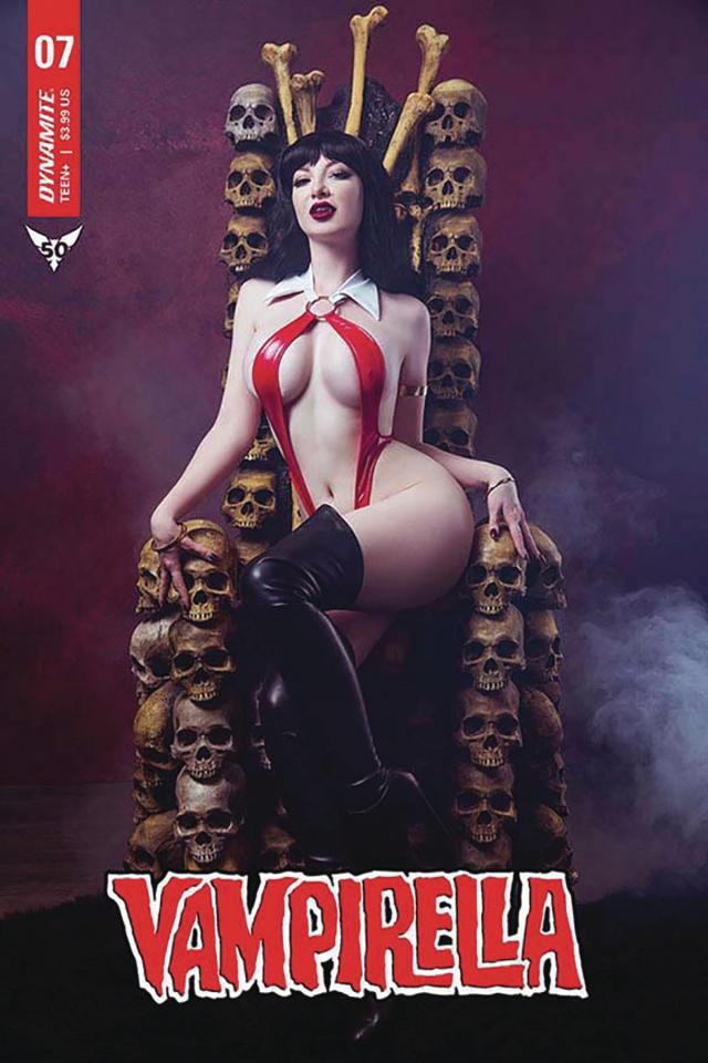 Vampirella #7 (Cosplay Cover)