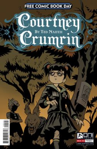 Courtney Crumrin (Free Comic Book Day 2014)