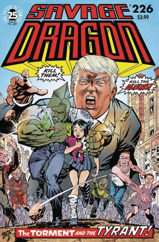 Savage Dragon #226