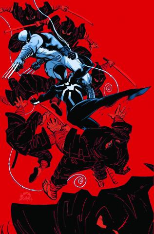 Scarlet Spider #19