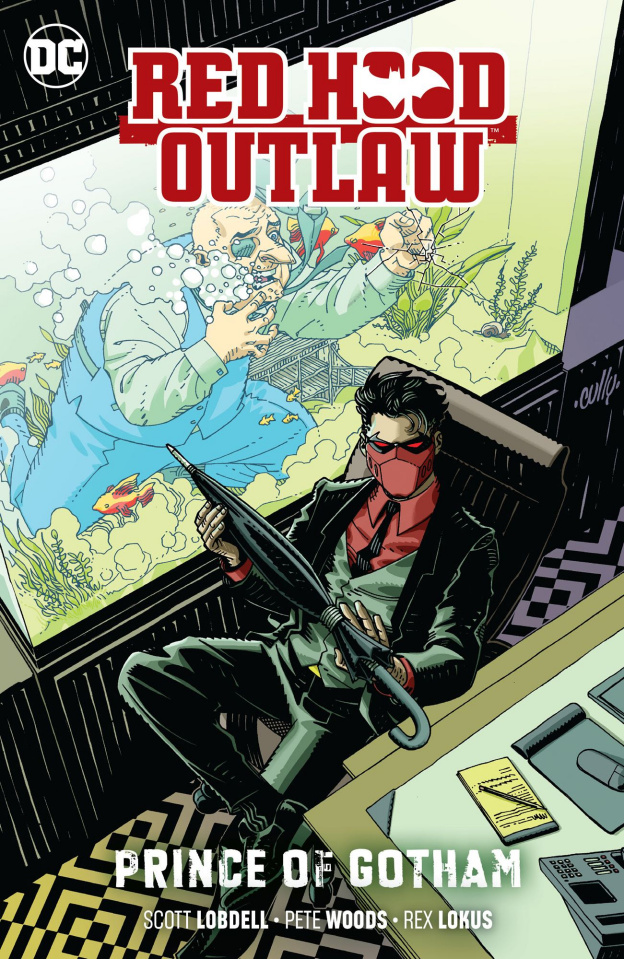 Red Hood: Outlaw Vol. 2: The Prince of Gotham