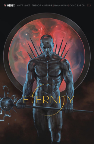 Eternity #1 (2nd Printing)