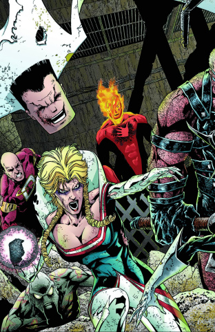 Leaving Megalopolis, Surviving Megalopolis #1