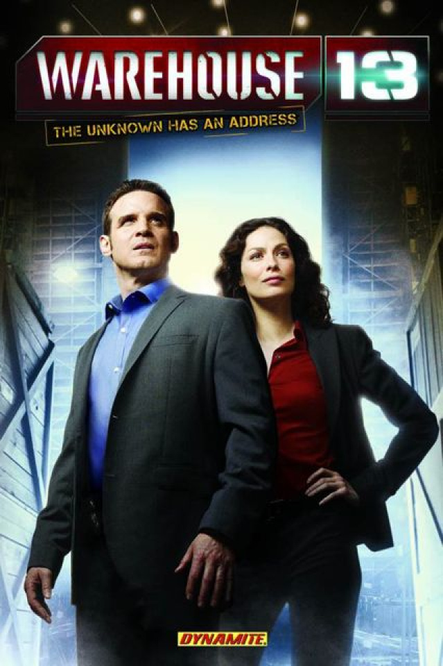 Warehouse 13 Vol. 1