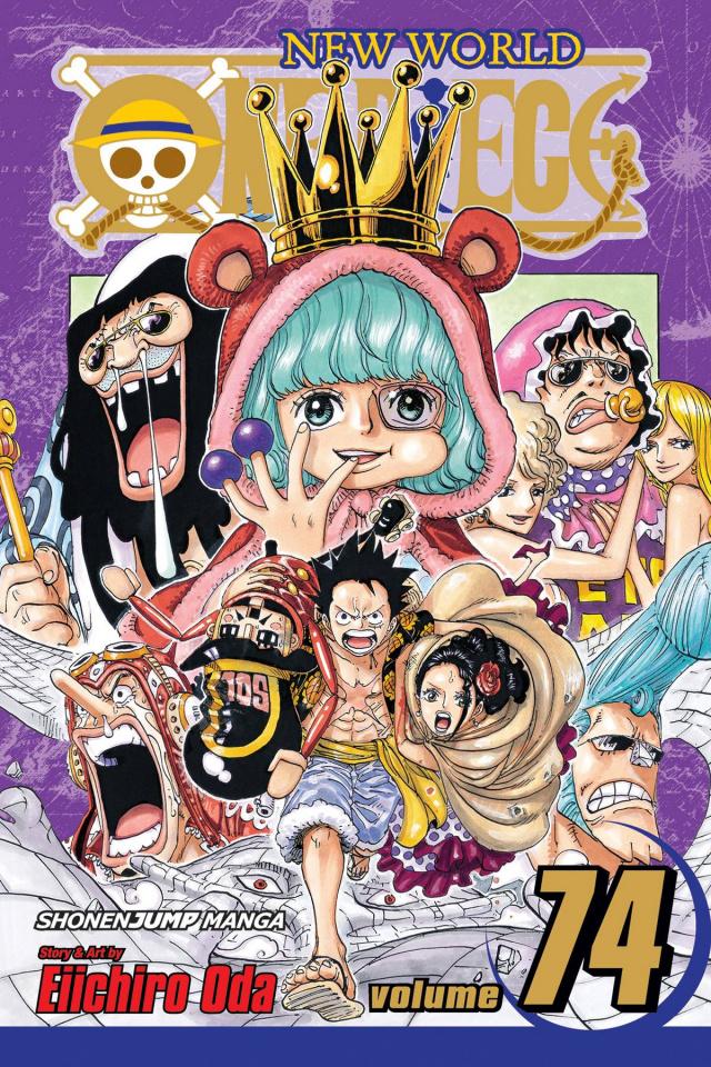 One Piece Vol. 74