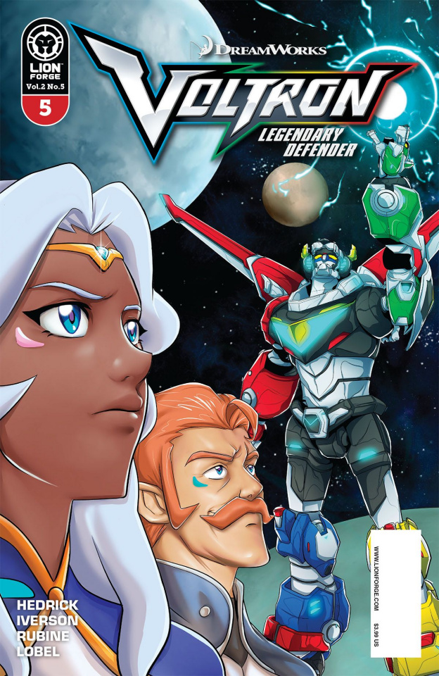 Voltron: Legendary Defender #5