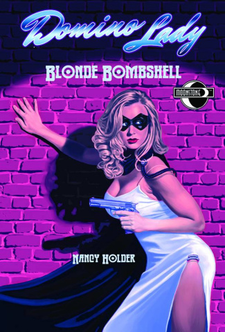 Domino Lady: Blonde Bombshell