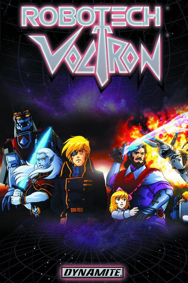 Robotech / Voltron