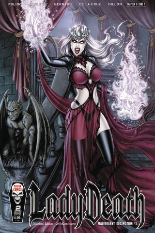 Lady Death: Malevolent Decimation #2