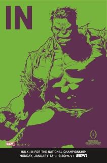 Hulk #10 (IN Cover)
