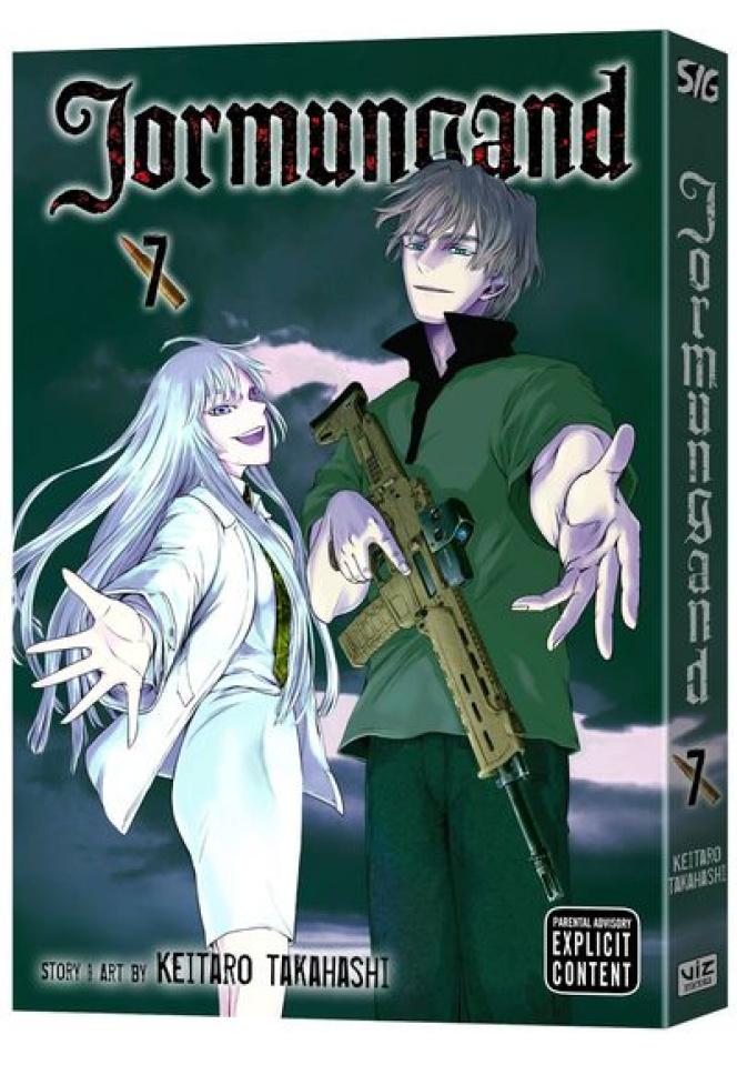 Jormungand Vol. 7