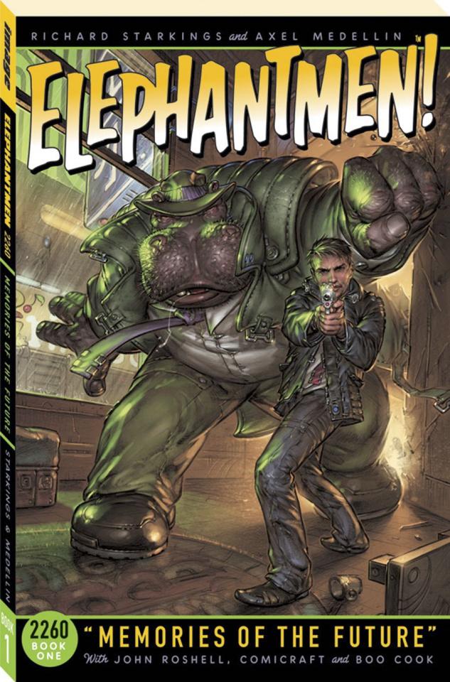 Elephantmen 2260 Book 1