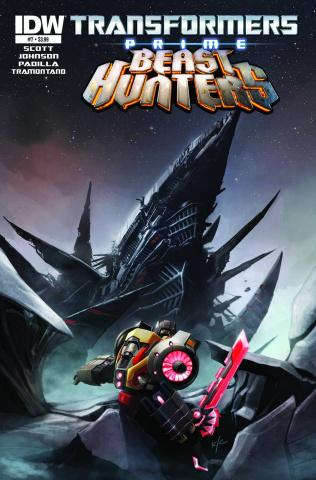 Transformers Prime: Beast Hunters #7