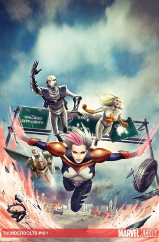 Thunderbolts #161