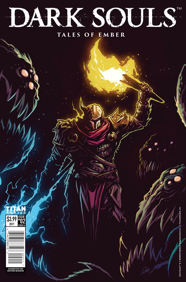 Dark Souls: Tales of Ember #2 (Wijngaard Cover)