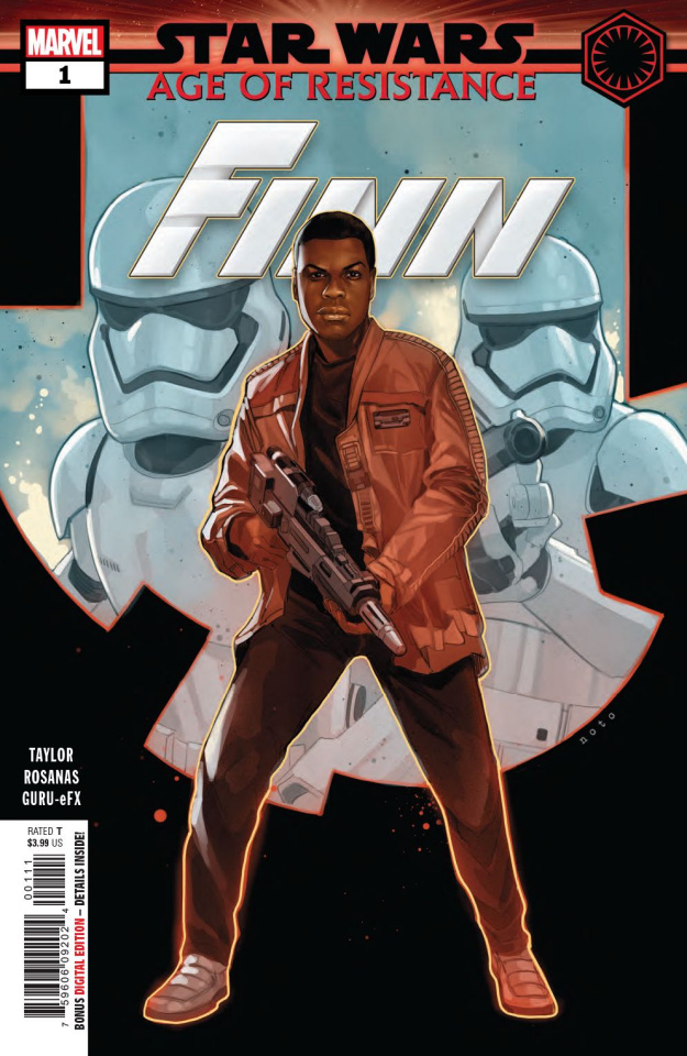 Star Wars: Age of Resistance - Finn #1