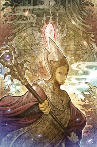 The Power of the Dark Crystal #11 (Subscription Cover)