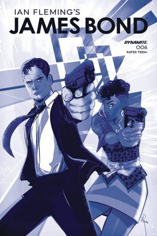 James Bond #6 (11 Copy Richardson Tint Cover)