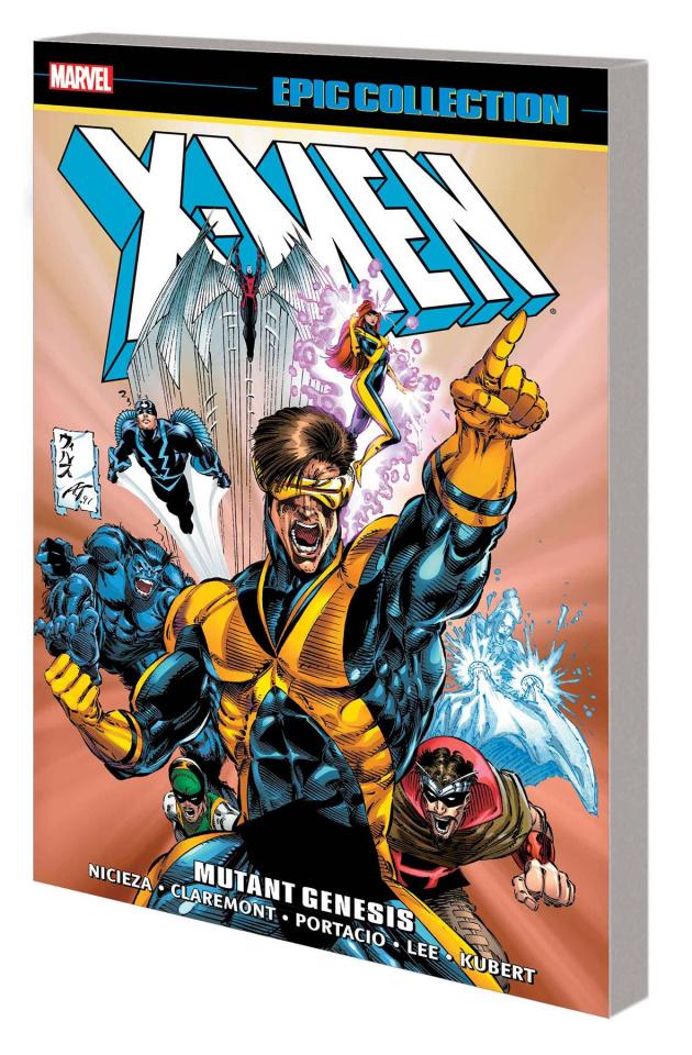 X-Men: Mutant Genesis (Epic Collection)