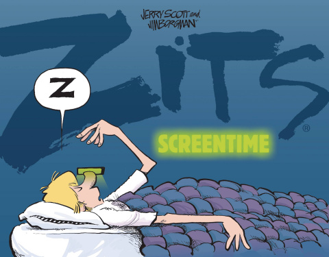 Zits: Screentime