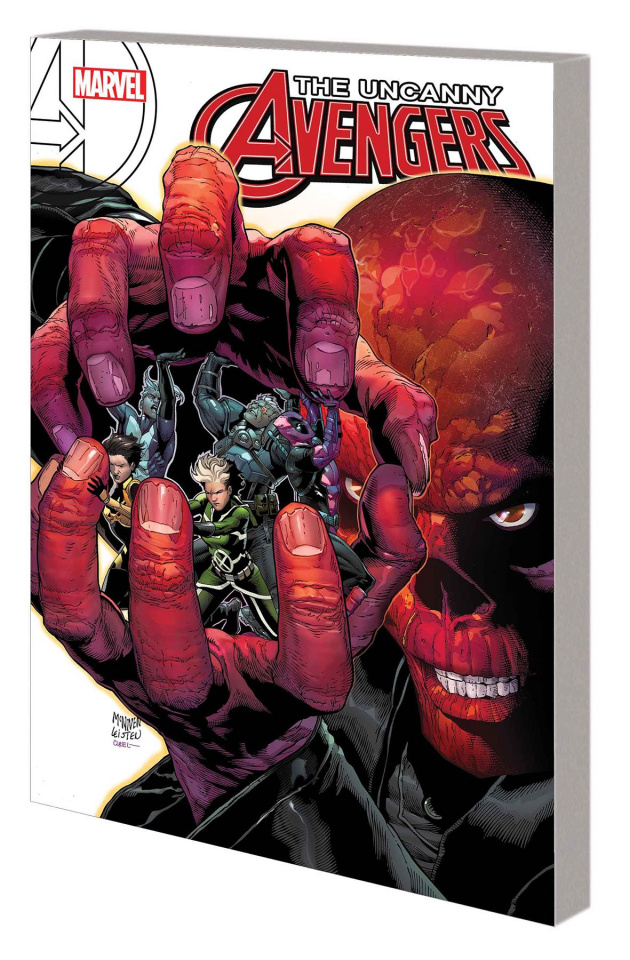 Uncanny Avengers Vol. 4: Red Skull