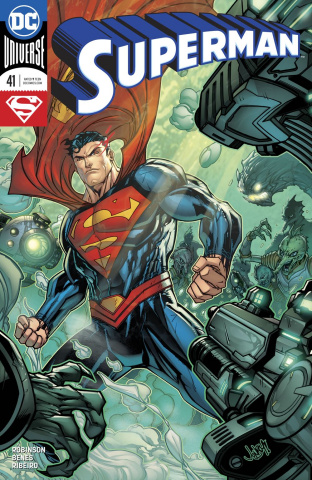 Superman #41 (Variant Cover)
