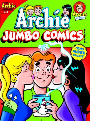 Archie Jumbo Comics Digest #274