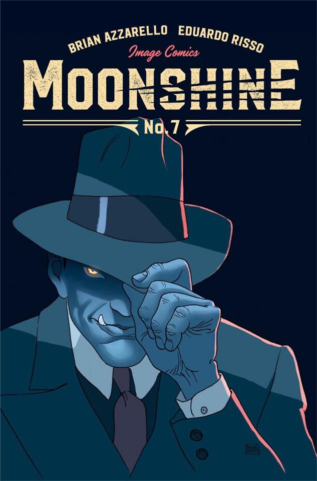 Moonshine #7 (Risso Cover)