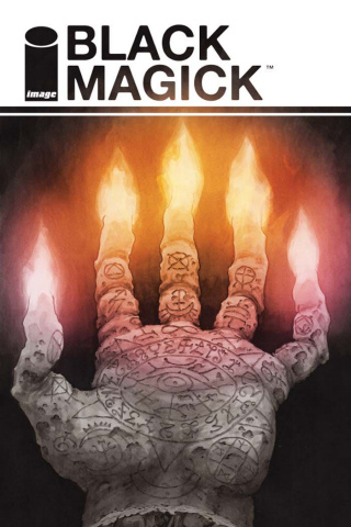Black Magick #11 (Scott Cover)