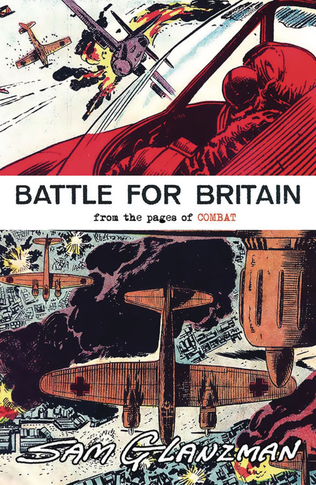 Battle for Britain: From the Pages of Combat (Glanzman Cover)