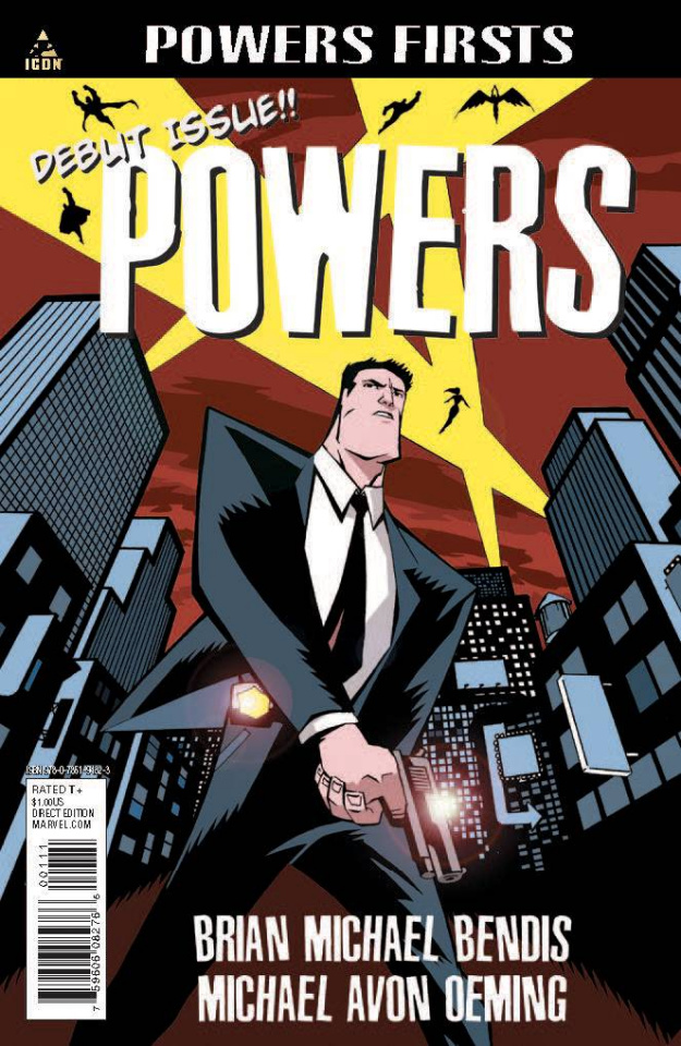 Powers #1 (Firsts)