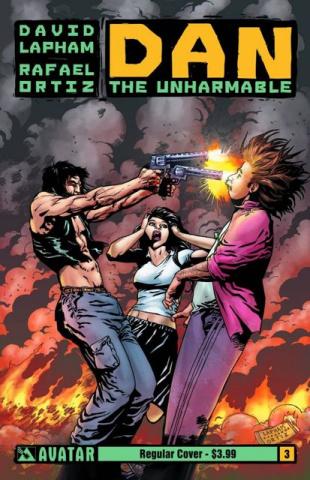 Dan the Unharmable #3