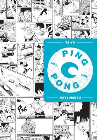Ping Pong Vol. 1