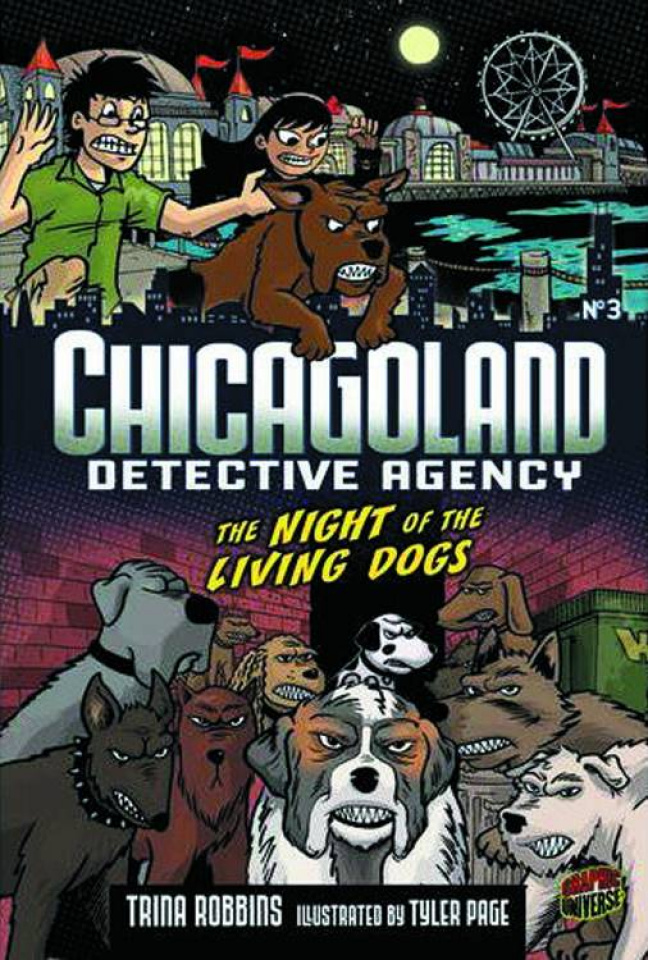 Chicagoland Detective Agency Vol. 3: Night of the Living Dogs