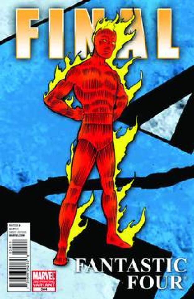 Fantastic Four #584 (3rd Printing)
