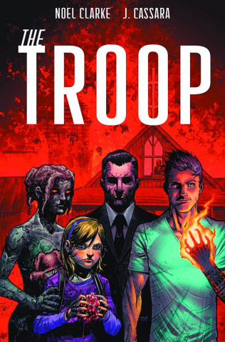 The Troop #1 (Cassara Cover)