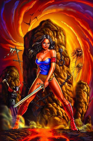 Grimm Fairy Tales #71 (Bonk Cover)